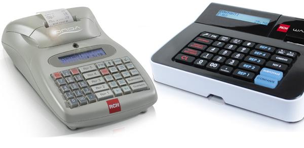 Registratori di cassa e misuratori fiscali